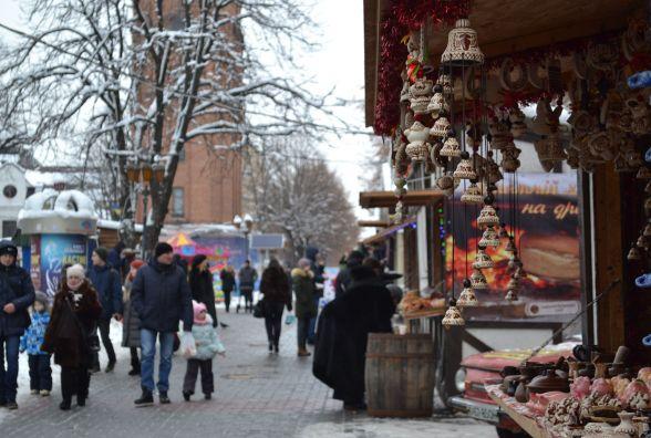 Що вінничани найбільше купують на різдвяному ярмарку?