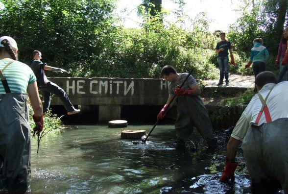 Не Бугом єдиним. Що робитимуть з річками-«смердючками»