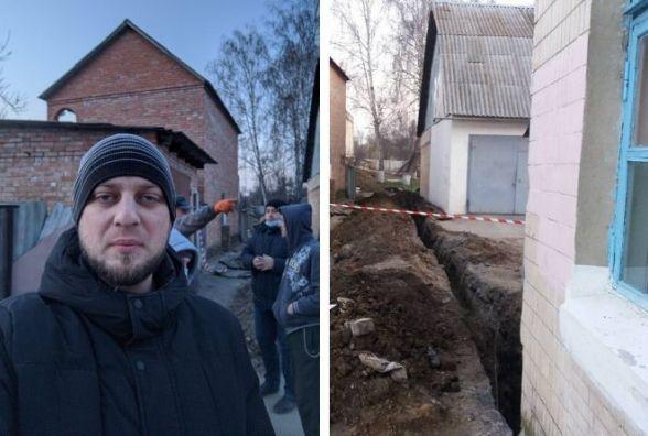 Без води під час карантину живуть мешканці будинків на Станіславського