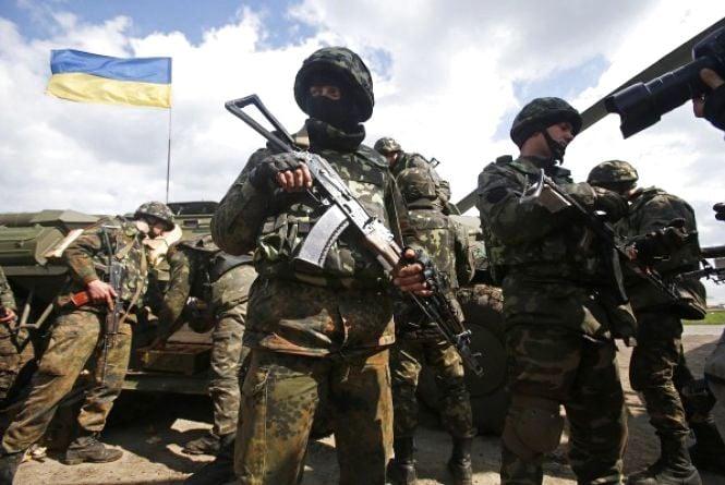 Скільки платять тим, хто захищає Україну в АТО