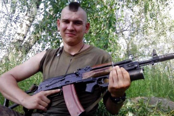 На Луганщині загинув 20-річний спецназівець Сергій Муравський з Хмільника