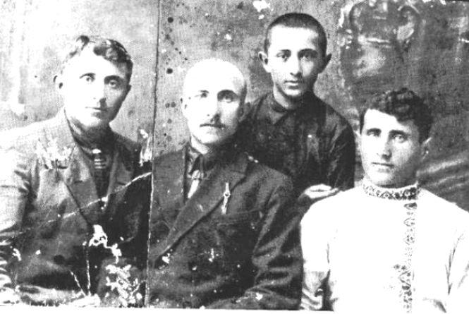 До 23-річниці Незалежності: доля Нарушевичів