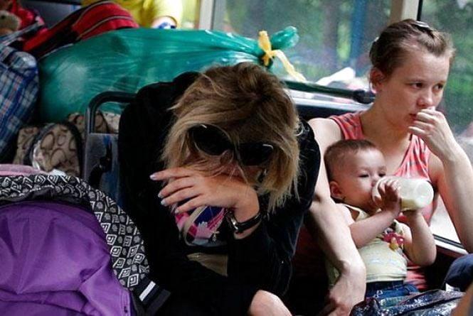 Кількість біженців в Вінниці збільшується