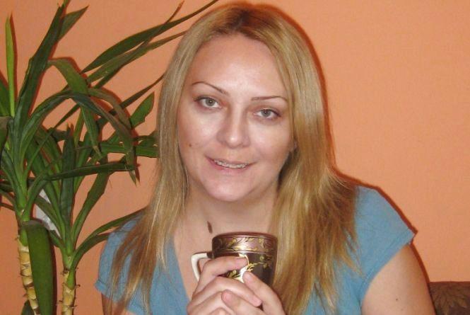 """Конкурс """"Селфі з вранішньою кавою"""": Віталія Волкова"""