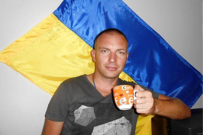 """Фотоконкурс """"Селфі з вранішньою кавою"""": Сергій Мар'янчук"""