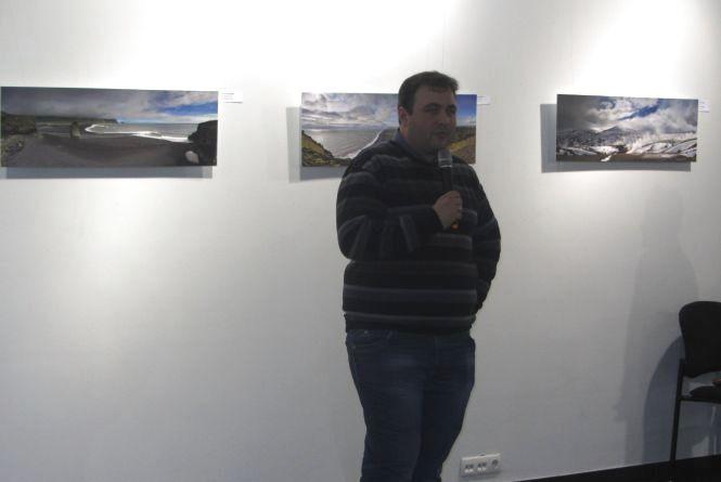 Вінничанин Олександр Філь своїми фотографіями надихнув на подорож «Північними Землями»