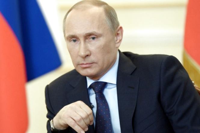 Чому Путін зник з новин?