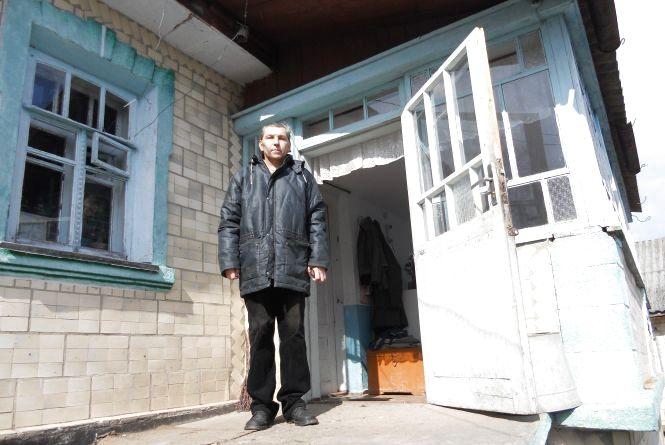 Квартирна афера? З квартири у Вінниці Павла Горбоноса переселили у Могилівку