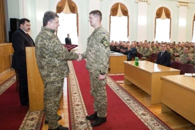 Герой України з Літина Сергій Собко добре знає, що таке НАТО
