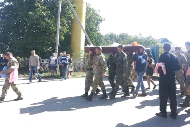 Боєць АТО Сергій Кічмаренко прийшов додому з війни і помер від серцевого нападу