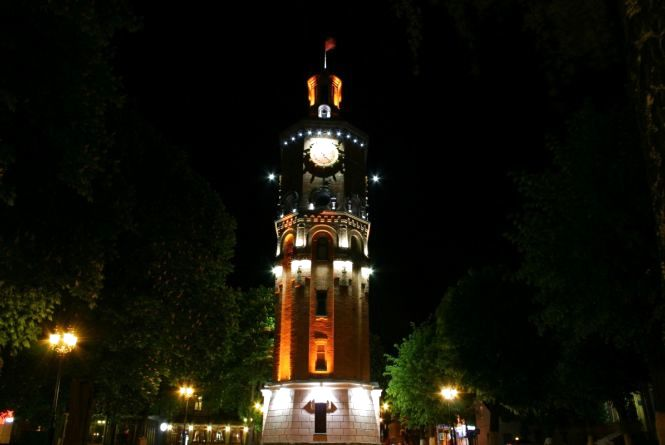 Водонапірна башта: що знаходиться у серці Вінниці?