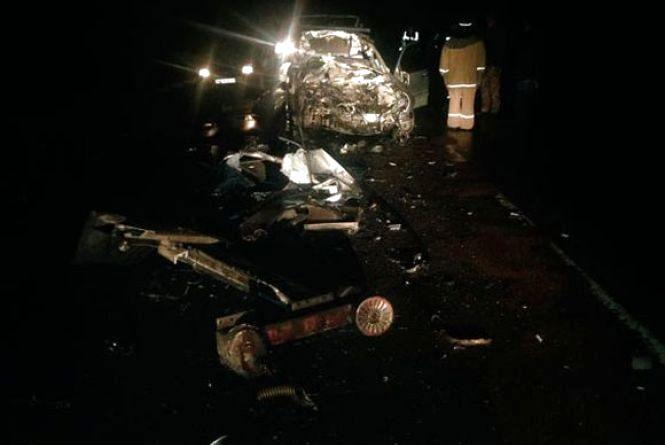 Під Львовом в аварії загинув 23-річний військовий сапер з Вінниччини
