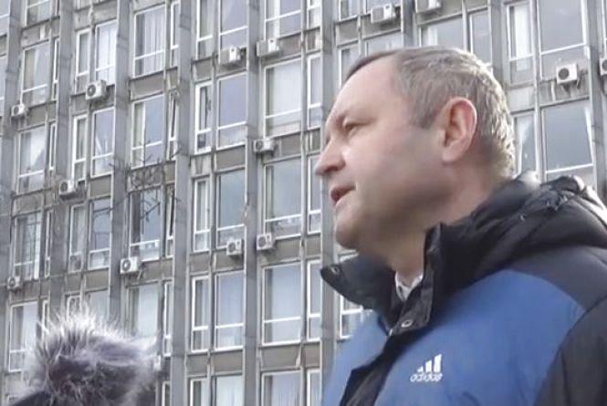 Сергій Свитко: З Олійником у нас не було конфлікту. Як між людьми