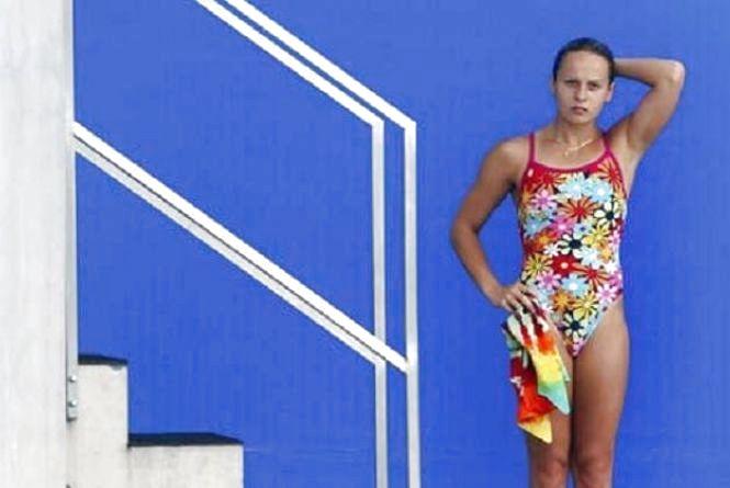 Стрибунка у воду Ганна Письменська стала кращою спортсменкою грудня на Вінниччині
