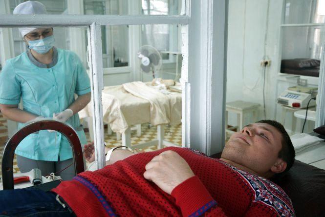 Донорська Вінниця. Про людей, які дарують власну кров