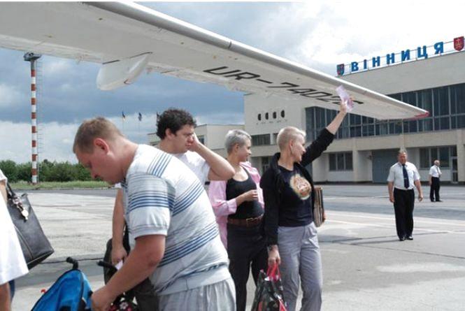 Вінницький аеропорт: мрії та реальність
