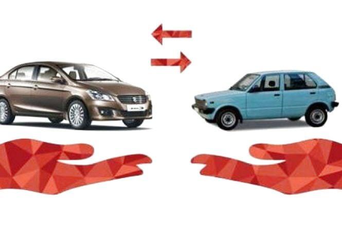 """Як вигідно обміняти старий """"драндулет"""" на нове авто? : 17:03:2016 - vn.20minut.ua"""