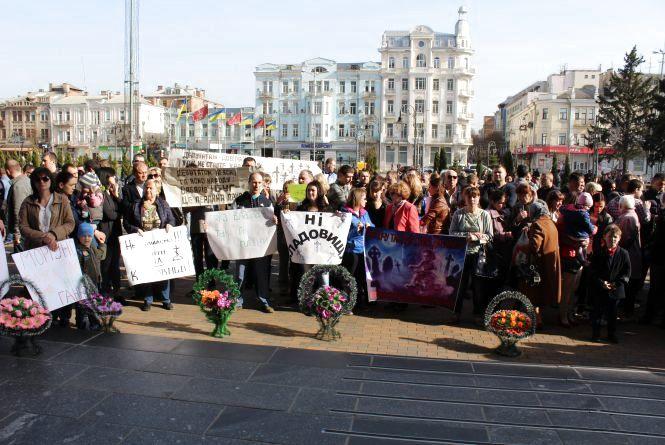 Вінничани не хочуть кладовища в місті: краще побудувати крематорій
