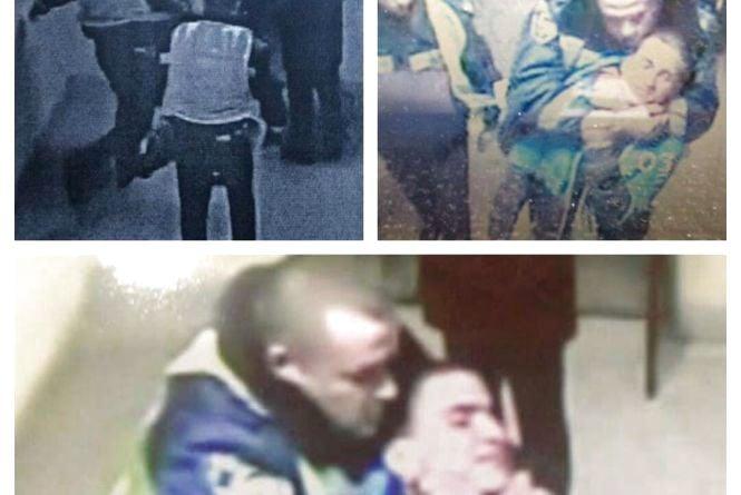 У поліції Вінниці студента били під запис відеокамери (ВІДЕО)