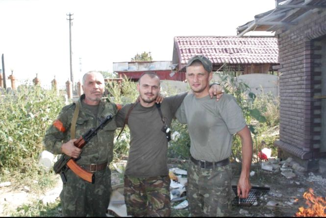З вінничанином попрощалися на Луганщині, останки везуть у Теплик
