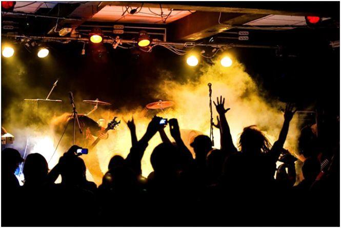 Гульня, десять гуртів та звуки гітарного запалу. У місті новий рок фест