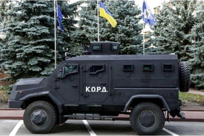У Вінниці 200 чоловіків записались до елітного спецпідрозділу «КОРДу»