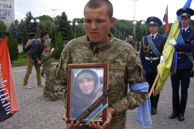 Три осколки влучили у голову – як загинув 19-річний Женя Костюк