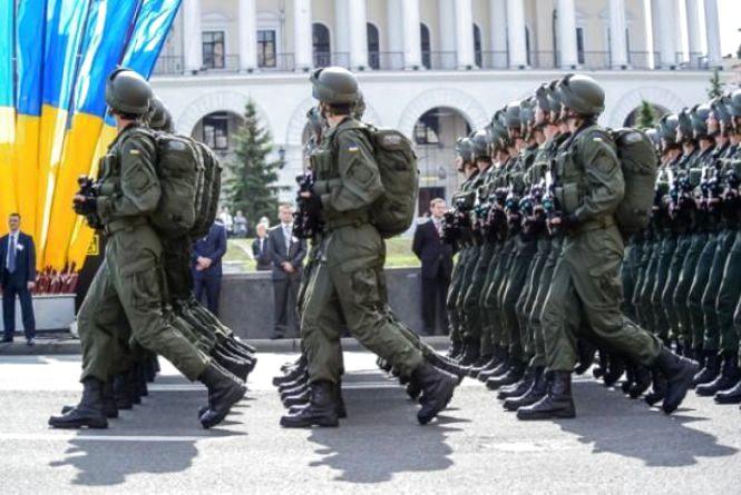 Шукають вінницьких бійців АТО для участі у Київському параді на 24 серпня