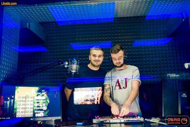 Винницкое радио кафе для полуночников - уникальное заведение в Украине и Европе