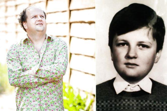 Шкільні спогади лідера «ТІК» Віктора Бронюка: «За те, що підривали колеса літака Ан-2, «влетіло» всій школі!»