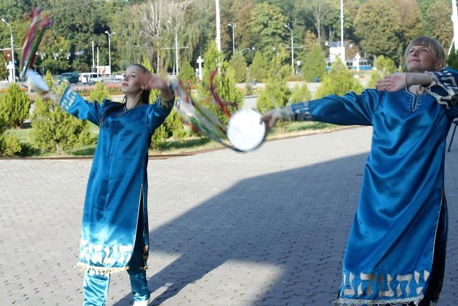 Шана това! У «Плеяді» вінницькі євреї святкують Новий рік (ФОТО, ВІДЕО)