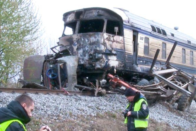 """Версія аварії на залізниці: """"Вони ж не камікадзе, щоб підставлятися під поїзд"""""""