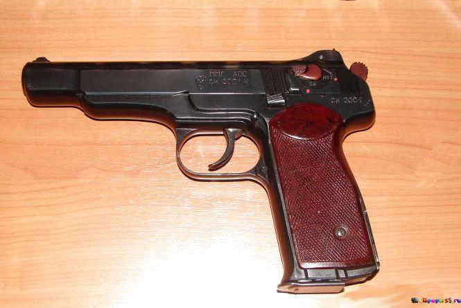 Мешканець Вінниччини сам виготовив пістолет. За це може сісти на сім років