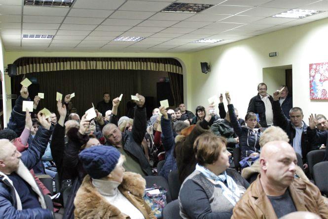 Дім в Пироговому для переселенців не збудують — вирішила громада