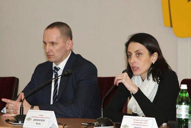 Хатія Деканоїдзе: «Шевцов – не мій кандидат...  Була якась дивна політична гра…»