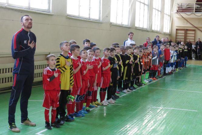 Спортивний рік у Вінниці відкрили «Новорічні зустрічі» з міні-футболу