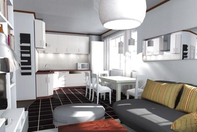Дешеві міні-квартири: люди хочуть, а забудовники кажуть немає попиту