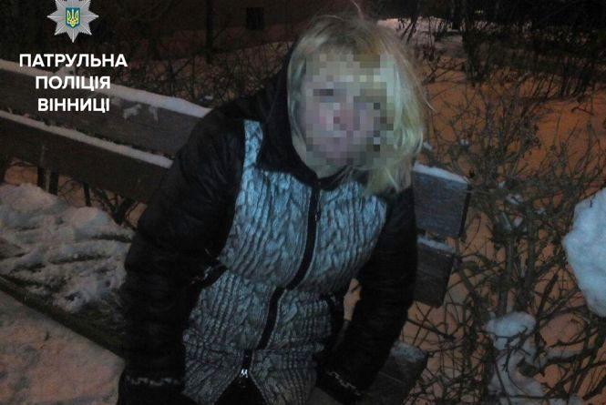 У Вінниці «заблукала» жителька Чернівців. Замерзлу жінку знайшли на Юності
