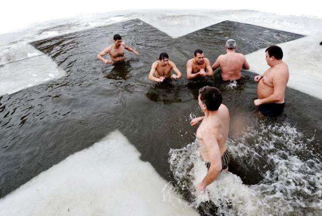 Синоптики розказали, якою буде погода в Україні на Водохреща