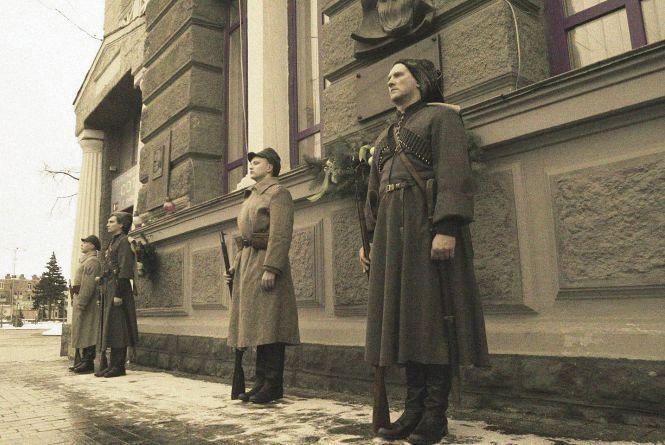 Військові з армії УНР «стерегли» міністра юстиції та польського політика