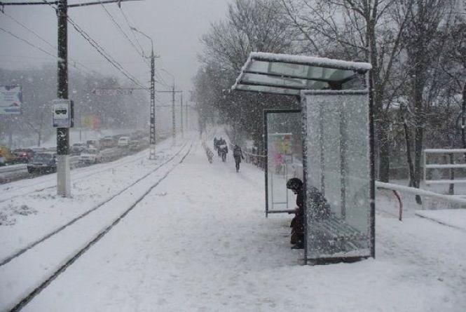 Погода у Вінниці на сьогодні, 25 січня