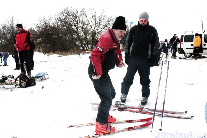 Де у Вінниці стати на лижі та скільки коштує оренда спорядження