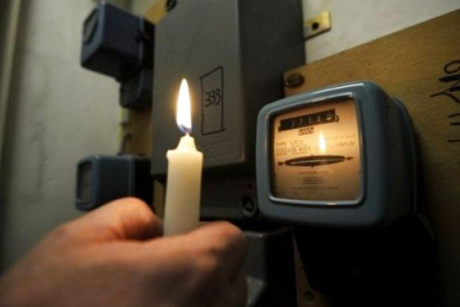 Де в четвер мешканці Вінниці сидітимуть цілий день без світла