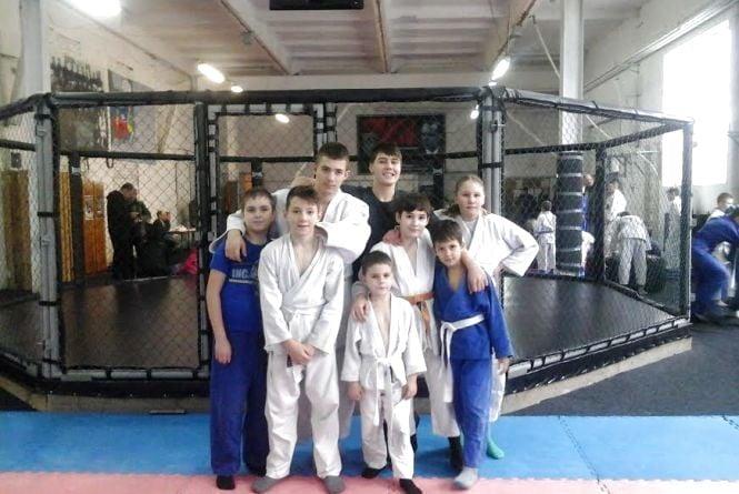 У Вінниці провели змагання дзюдоїстів пам'яті чемпіона світу з унібою Олександра Олійника
