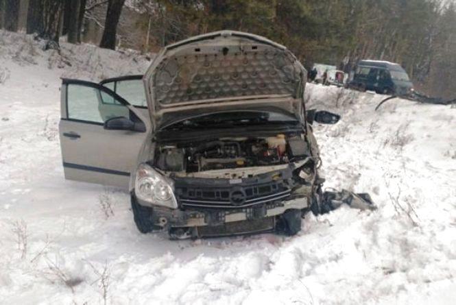 ДТП на Вінниччині: два зіткнення «лоб у лоб». Є постраждалі