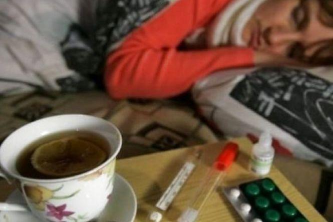 Більше п'яти сотень жителів Вінниччини потрапили до лікарень із грипом