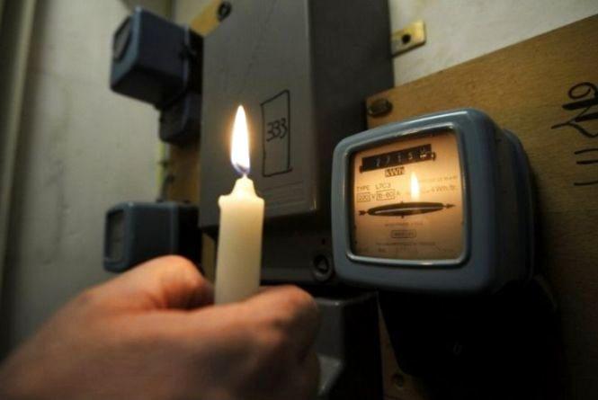 Де в четвер мешканці Вінниці сидітимуть без світла весь день
