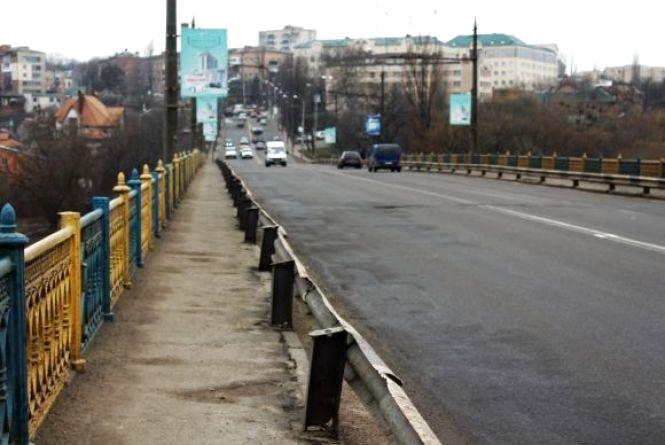 Київський міст частково закриють на реконструкцію вже у березні