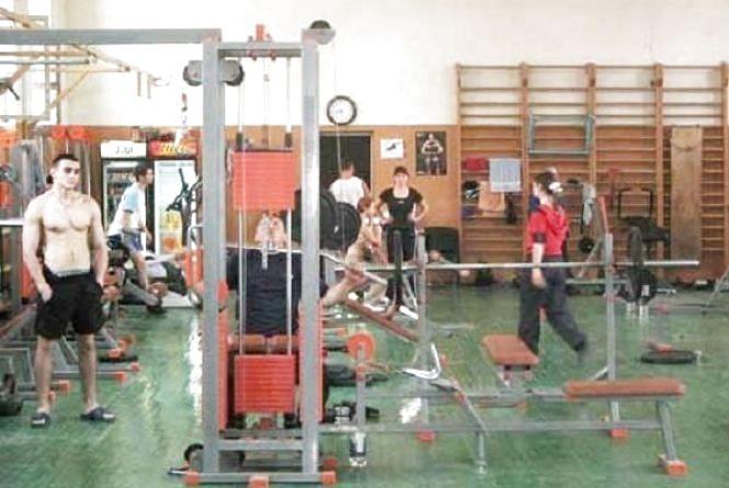 Чому затримується відкриття нового спортклубу в центрі Вінниці