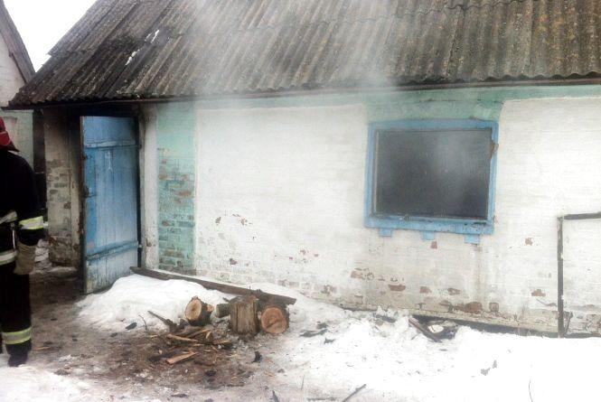 На Вінниччині через недопалок згорів 47-річний чоловік (ФОТО)